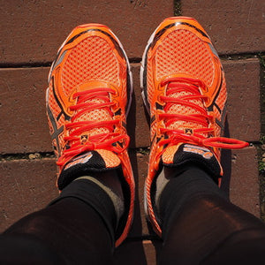 How to choose the right running shoes.