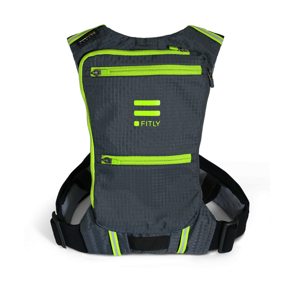 FITLY Innovative Running Pack - Mojito Green