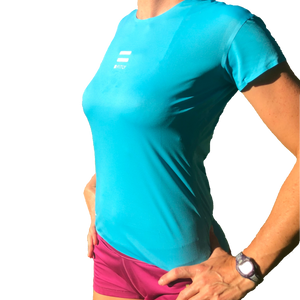 FITLY Ultralight Running Shirt for Women