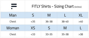 FITLY Run & Bike Shirt for Men