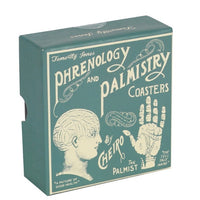 Phrenology Coasters