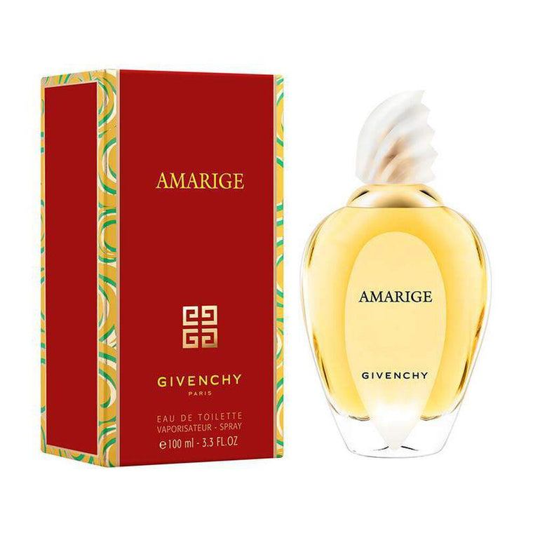 Givenchy Amarige Eau De toilette Spray 100ml Gift Set for Her