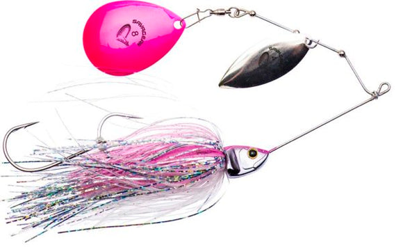 Savage Gear Da'Bush Spinnerbait-Hard Lures-Savage Gear-Pink Flash 32g-Irish Bait & Tackle