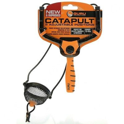 Tackle Guru Original Catapult and Spare pouch-catapults-Tackle Guru-Irish Bait & Tackle