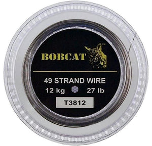 Bobcat 49 Strand Trace Making Wire-Trace wire-Dennetts-Irish Bait & Tackle