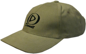 Dennett Khaki Cotton Baseball Cap-Caps and Hats-Dennett-Irish Bait & Tackle