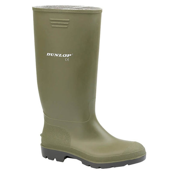 Dunlop Pricemastor Wellington Boots-Wellington boots-Dunlop-Irish Bait & Tackle