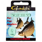 Galkakatsu Competition Roach, allround and Bream Hooks-Coarse Hooks-Galkakatsu-Size 18 - Bream-Irish Bait & Tackle