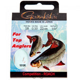 Galkakatsu Competition Roach, allround and Bream Hooks-Coarse Hooks-Galkakatsu-Size 16 - Roach-Irish Bait & Tackle