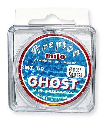Milo Ghost Line 50mt-Reel Line-Irish Bait & Tackle Ltd-Irish Bait & Tackle