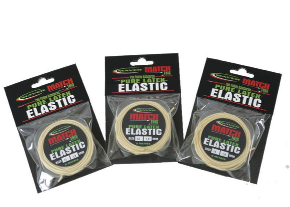 Maver Pure Latex Elastic-Pole Elastic-Maver-Irish Bait & Tackle