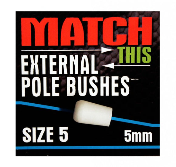 Maver Match This External Ptfe Bushes-Pole Bushes-Maver-Irish Bait & Tackle