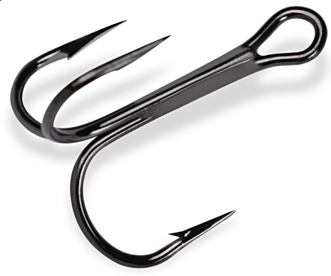 Mustad Ultra Point Treble Hooks-Coarse Hooks-Mustad-2 Round Bend (3x Heavy/2xShort)-Irish Bait & Tackle