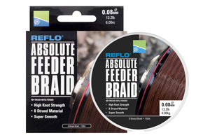 Preston Absolute Feeder Braid-Braid-Preston Innovations-Irish Bait & Tackle