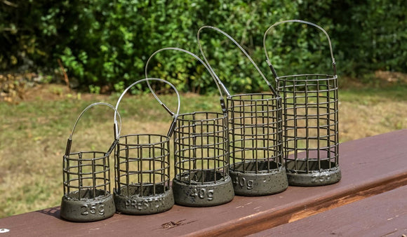 Preston Distance Cage Feeder-Swimfeeder-Preston Innovations-Micro-25g-Irish Bait & Tackle