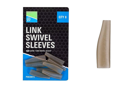 Preston Link Swivel Sleeves-Swivel Sleeves-Preston Innovations-Irish Bait & Tackle