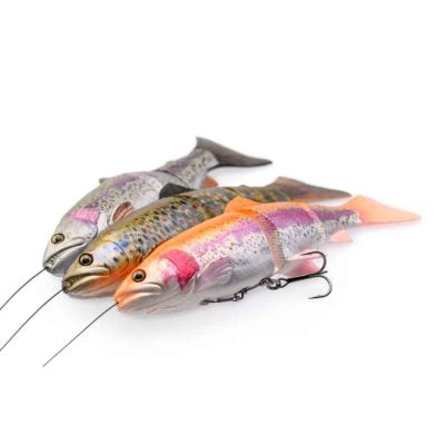Savage Gear 4D Line Thru Trout-Soft Lures-Savage Gear-Irish Bait & Tackle