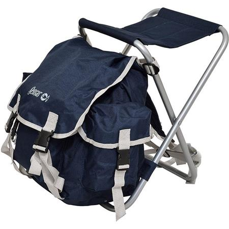 Sensas Backpack NAVY seat-Luggage-Sensas-Irish Bait & Tackle