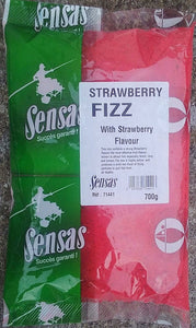 Strawberry Fizz-Groundbait-Sensas-Irish Bait & Tackle