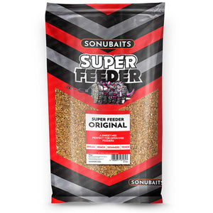 Sonubaits Super Feeder Original-Groundbait-Preston Innovations-Irish Bait & Tackle