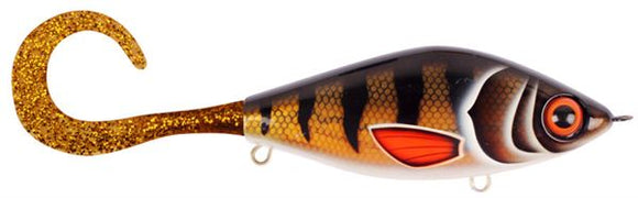 Strike Pro Guppie-Hard Lures-Dennett-Golden Perch - 03-Irish Bait & Tackle