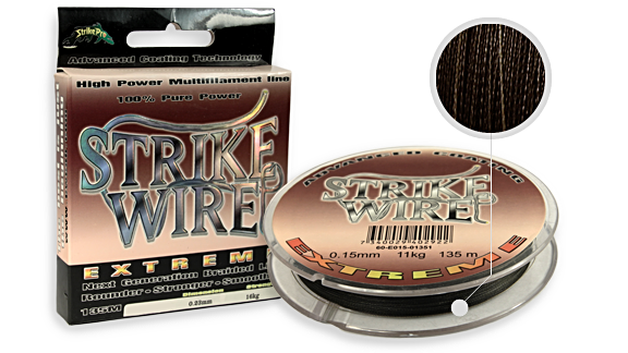 Strike Wire - Moss Green-Braid-Strike Pro-Irish Bait & Tackle