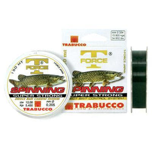 T Force Spinning - Super Strong-Reel Line-Trabucco-Irish Bait & Tackle