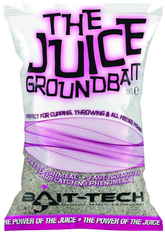 The Juice Groundbait-Groundbait-Bait Tech-Irish Bait & Tackle