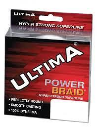 Ultima Power Braid - Dark Grey 270m-Braid-Irish Bait & Tackle Ltd-Irish Bait & Tackle