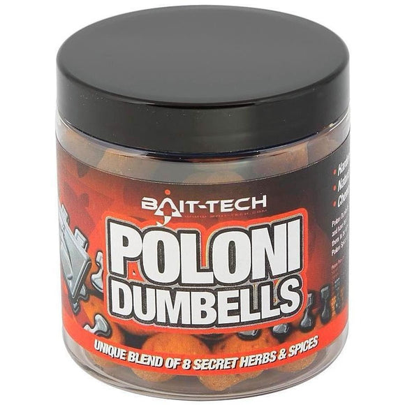 Poloni Dumbells-Dumbells-Bait Tech-Irish Bait & Tackle