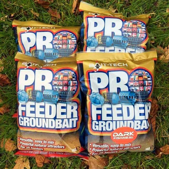 Pro Feeder - Dark-Groundbait-Bait Tech-Irish Bait & Tackle