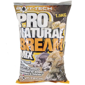 Pro Natural - Bream-Groundbait-Bait Tech-Irish Bait & Tackle