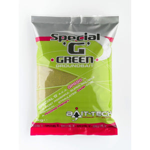 Special G - Green-Groundbait-Bait Tech-Irish Bait & Tackle