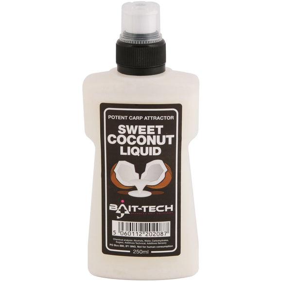 Sweet Coconut Liquid-Liquid Additive-Bait Tech-Irish Bait & Tackle
