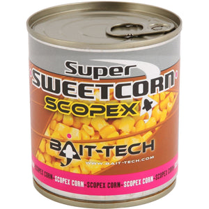 Sweetcorn - Scopex 300gr-Sweetcorn-Bait Tech-Irish Bait & Tackle