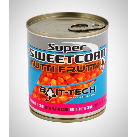 Sweetcorn - Tutti Frutti 300gr + 350g-Sweetcorn-Bait Tech-300g-Irish Bait & Tackle