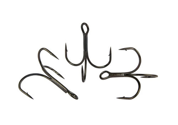 Fox Predator Powerpoint Light Weight Trebles-Predator Hooks-Fox Rage-6-Irish Bait & Tackle
