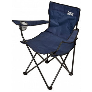 Sensas Navy Folding Chair-Irish Bait & Tackle Ltd-Irish Bait & Tackle