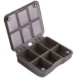 Guru Fusion Feeder Box Accessory Box 6 Compartments-Accessories-Tackle Guru-Irish Bait & Tackle