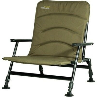 Wychwood Comforter High Leg Chair-Luggage-Wychwood-Irish Bait & Tackle