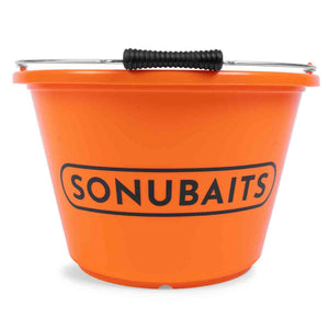 Sonubaits 17L Groundbait bucket-Irish Bait & Tackle Ltd-Irish Bait & Tackle