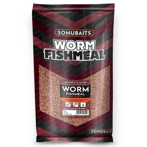 Sonubait Worm Fishmeal-Preston Innovations-Irish Bait & Tackle