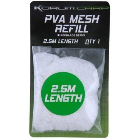 Korum PVA Mesh Refill 2.5m-pva mesh refill-Korum-Irish Bait & Tackle