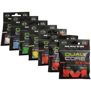 Maver Dual Core Pro Elastic - NEW-Pole Elastic-Maver-4-7-Irish Bait & Tackle
