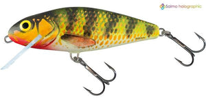Salmo Perch Crank Bait-Hard Lures-Dennett-Irish Bait & Tackle
