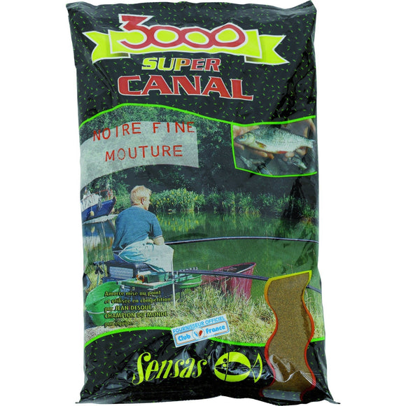 Sensas Canal - Fine-Groundbait-Sensas-Irish Bait & Tackle