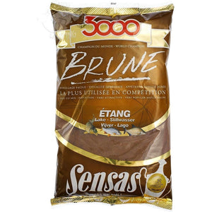 Sensas Lake - Brown Etang-Groundbait-Sensas-Irish Bait & Tackle