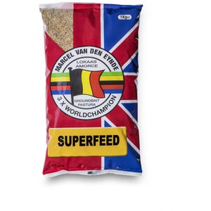 Van Den Eynde - Superfeed-Groundbait-Van Den Eynde-Red-Irish Bait & Tackle