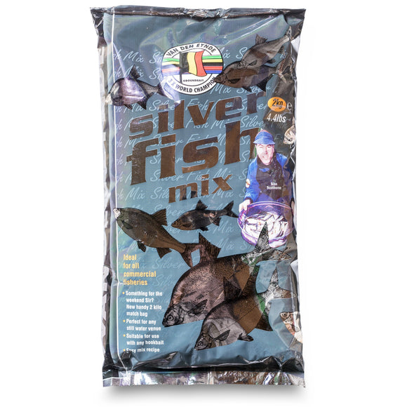 Van Den Eynde - Silver Fish Mix - 2KG-Groundbait-Van Den Eynde-Irish Bait & Tackle