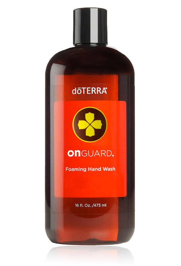 dōTERRA On Guard Foaming Handwash 473ml - Stock Your Pantry